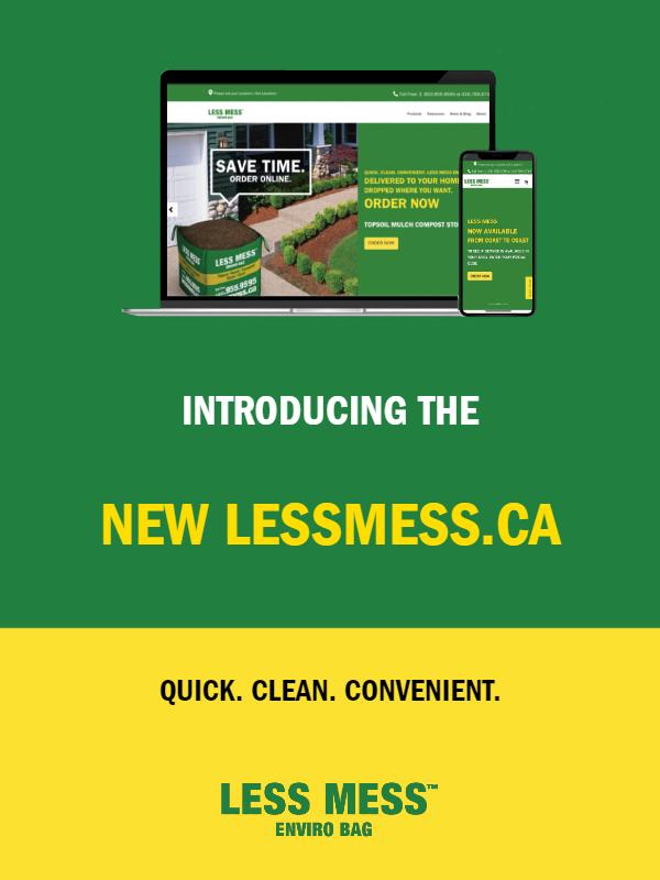 Less Mess